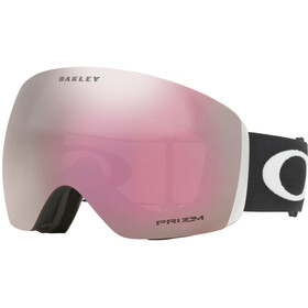 Oakley Flight Deck Lunettes de protection Homme, matte black/w prizm hi pink iridium